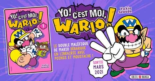 Avis Manga – Yo ! C'est moi, Wario ! (tomes 1 & 2)
