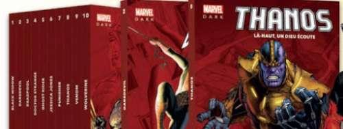 10 comics Marvel à 2,99€ chez Carrefour (Panini Comics)