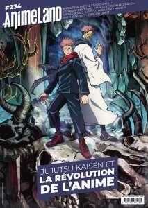 Animeland #234 est disponible en Kiosque