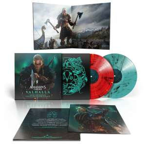 Bande originale Assassin's Creed Valhalla – Vinyle coloré