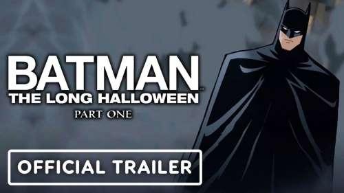 Batman: The Long Halloween, découvrez le premier trailer
