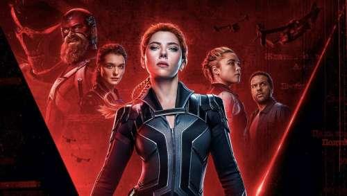 Nouvelle bande-annonce pour le film Black Widow