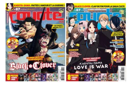 Coyote Mag #87 disponible en librairie