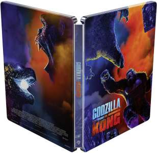 Godzilla vs Kong – Steelbook 4K