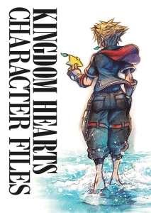 Kingdom Hearts Character Files – Artbook