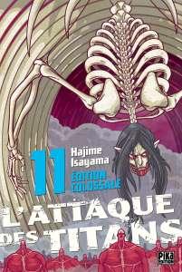 L'Attaque des Titans Edition Colossale (tome 11)