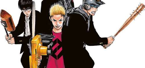 Avis Manga Ki-oon – Les Racailles de l'autre monde (tome 1)