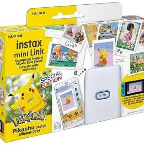 Pack Imprimante photo Instax Mini Link – Edition Spéciale Pokémon