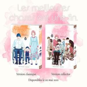 Une édition collector pour le dernier tome du manga Perfect World !