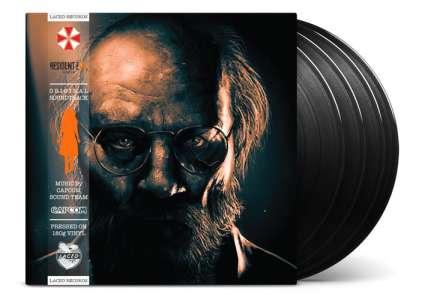 Resident Evil 7 – Bande originale vinyle