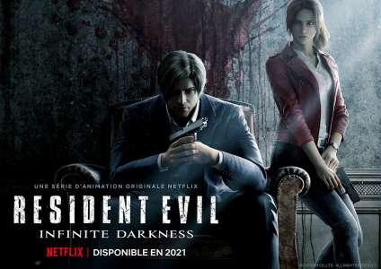 Resident Evil: Infinite Darkness – Bande-annonce Netflix