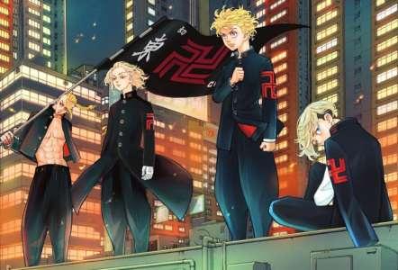 Tokyo Revengers, l'animé à ne pas rater sur Crunchyroll !