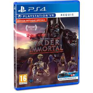 Vader Immortal : A Star Wars VR Series – Edition spéciale