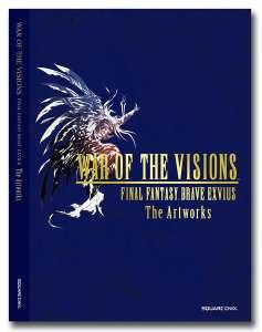 War of the visions : Final Fantasy Brave Exvius – Artbook