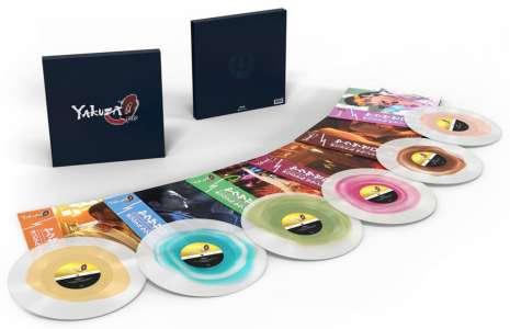 Bande originale Yakuza 0 – Coffret vinyle édition limitée