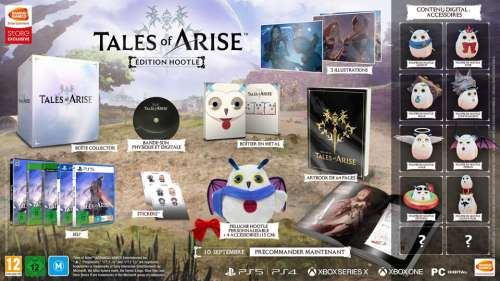 Tales of Arise – Hootle Edition