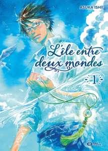 Extrait du manga «L'île entre deux mondes» chez Pika