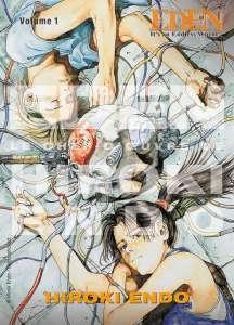 Découvrez un extrait de la nouvelle édition du manga Eden (Panini Manga)
