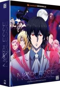 La série Noblesse en combo DVD & Blu-ray chez Kazé