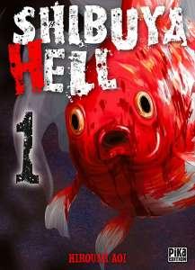 C'est terminé pour le manga pour Shibuya Hell