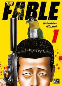 Bande-annonce pour le manga The Fable