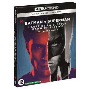 Batman v Superman : L'aube de la justice – Edition Ultime 4K