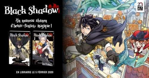Le manga Black Shadow Tome 6 dès le 18 août en librairie