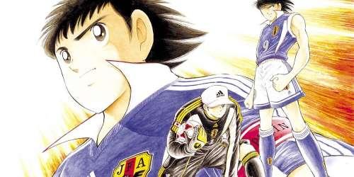 Avis Manga – Captain Tsubasa – Kids Dream (tome 1)