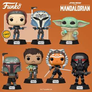 Figurine Funko Pop Star Wars The Mandalorian