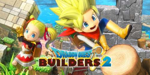DRAGON QUEST BUILDERS 2 fait ses débuts sur Xbox One aujourd'hui