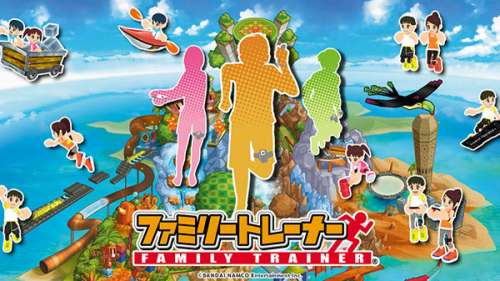 Family Trainer sur Nintendo Switch