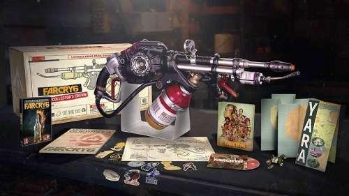 Far Cry 6 – Edition collector