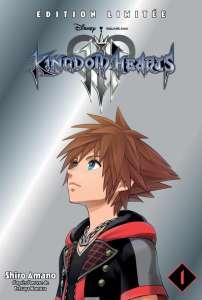 Le manga Kingdom Hearts III en librairie le 15 juillet chez nobi nobi !