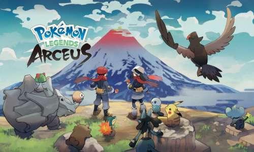 Pokémon Légendes : Arceus dévoile ses dates de sortie !