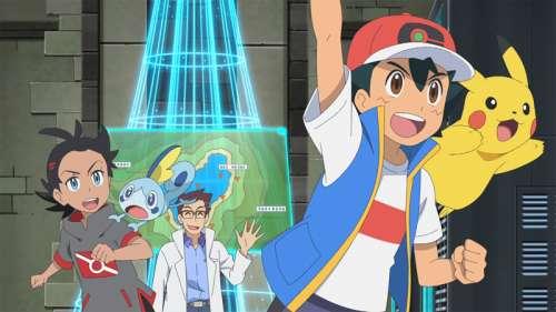 La série «Pokémon, les voyages d'un Maître» débute en 2021