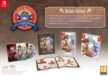 Prinny Presents NIS Classics Volume 1 sortira le 3 septembre 2021 !