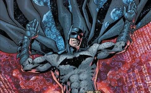 Avis comics – The batman's grave