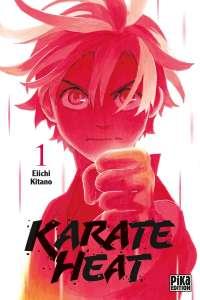 Découvrez un extrait du manga Karate Heat chez Pika Édition