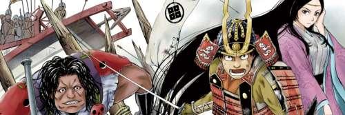 Avis Manga – Angolmois (tomes 7 & 8)