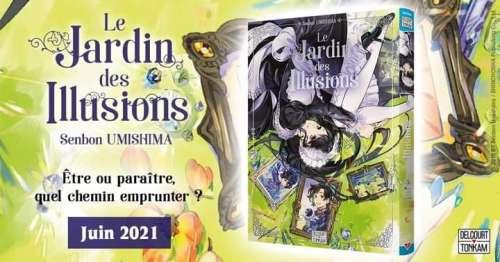Avis Manga – Le jardin des Illusions