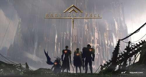 Square Enix dévoile un aperçu exclusif de BABYLON'S FALL de PlatinumGames