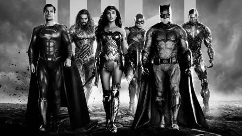 Concours Justice League – The Snyder Cut – Gagner 5 Blu-ray du film !