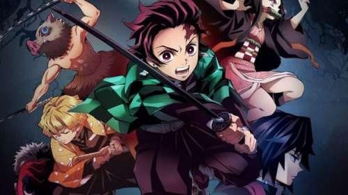 Demon Slayer: Kimetsu No Yaiba sortira le 15 octobre !