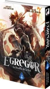 Egregor (tome 7), bientôt disponible !