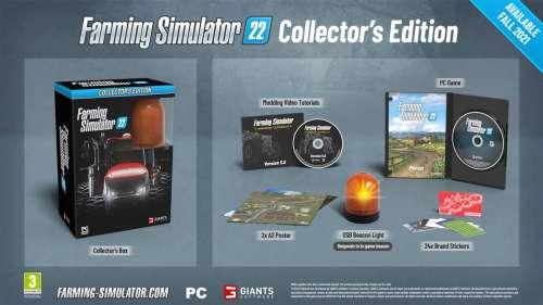 Farming Simulator 22 – Edition collector