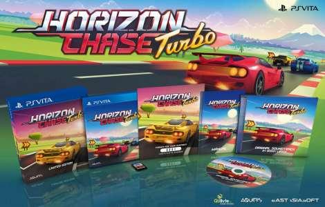 Horizon Chase Turbo – Edition limitée Playasia