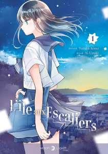 Découvrez un extrait du manga L'île aux escaliers chez Delcourt/Tonkam