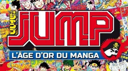 Jump, l'Âge d'or du Manga chez Kurokawa