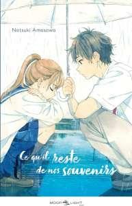 Avis Light Novel – Ce qu'il reste de nos souvenirs