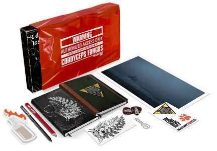The Last of Us Part II Notebook – coffret collector